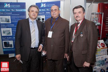 1-ая научно-практическая конференция КАМЛД – 2012 «Актуальные вопросы и перспективы развития лабораторной медицины Казахстана»
